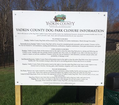 Dog park closure sign.jpeg
